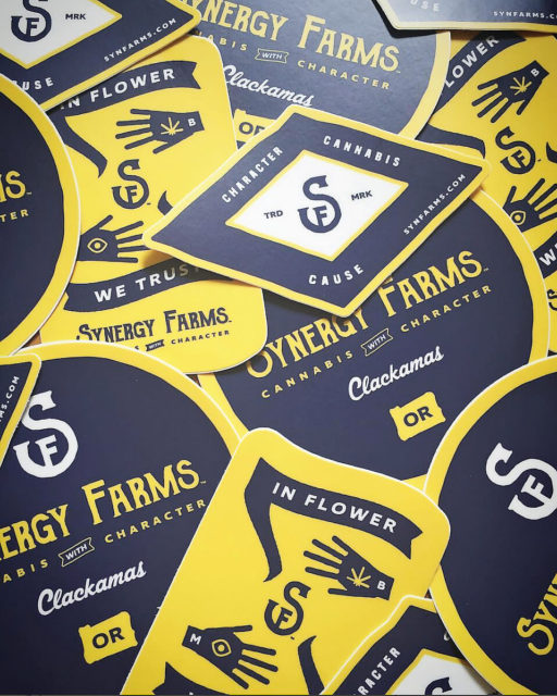 Synergy Farms_Sticker Designs